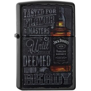 Zippo Jack Daniels Tasted For Flavour 60002093