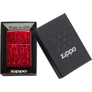Zippo Candy Apple Red Flames 60004598
