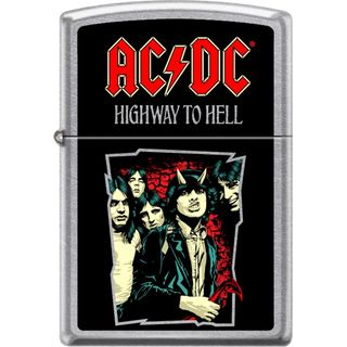 Zippo AC/DC Highway To Hell 60004724