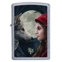 Zippo Lisa Parker Wolf and Woman 60004873